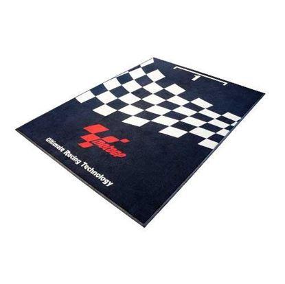Bild på MotoGP matta