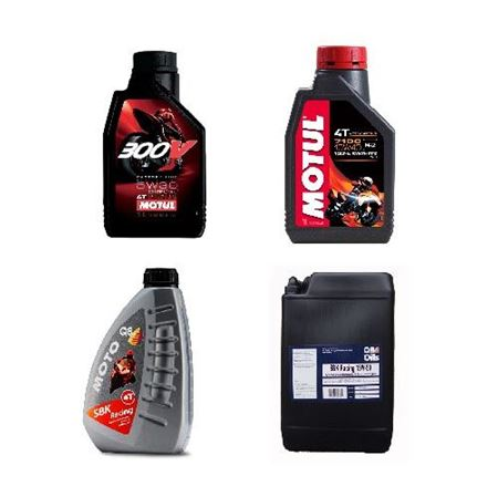 Bild för kategori Motorolja