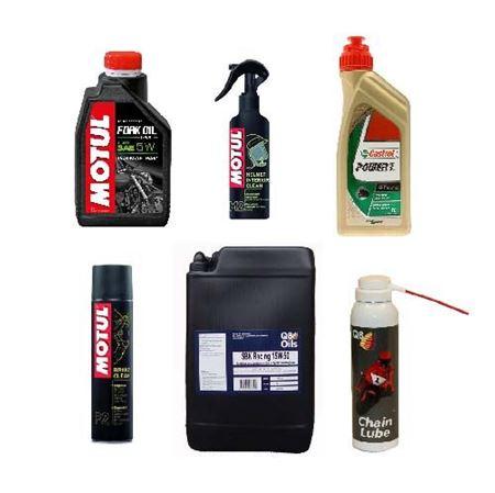 Bild för kategori Oljor & vätskor