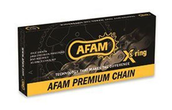 Bild på Afam XHR3G 520 Kedja och Motul Factory line kedjespray på köpet