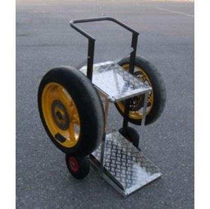 Depåvagn två jhjul
