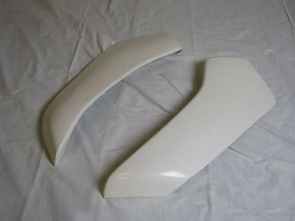 Air deflectors SET Duc 749/999
